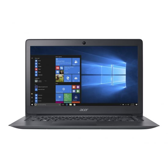 """Acer TravelMate X349-M-34T0  i3 4GB 256GB SSD 14"""" Full-HD Aluminium"""