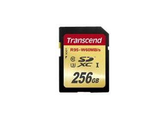 Transcend SDXC UHS-I U3