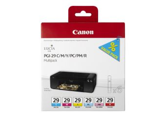 Canon PGI-29 CMY/PC/PM/R Multipack