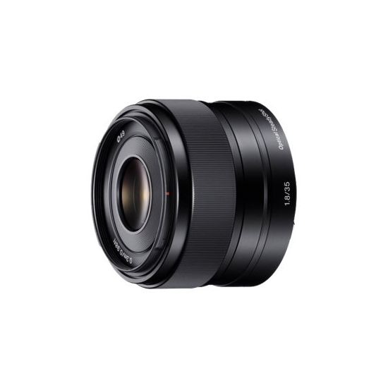 Sony SEL35F18 - objektiv - 35 mm