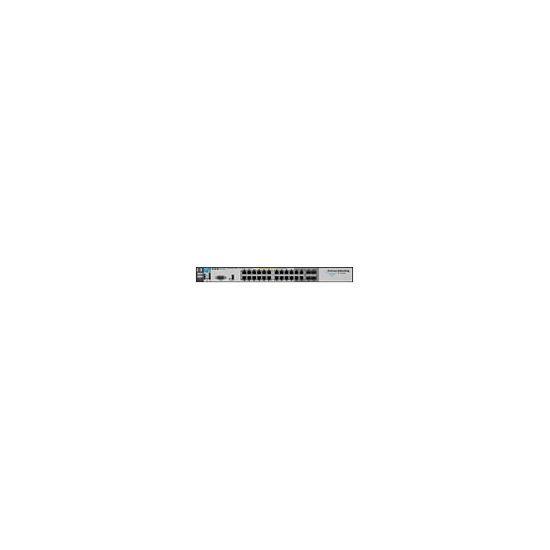 HPE 3500-24G-PoE+ yl Switch - switch - 24 porte - Administreret - monterbar på stativ