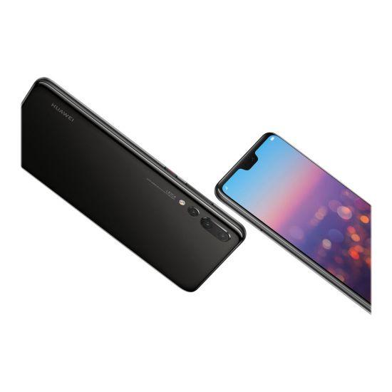 Huawei P20 Pro - sort - 4G HSPA+ - 128 GB - GSM - smartphone