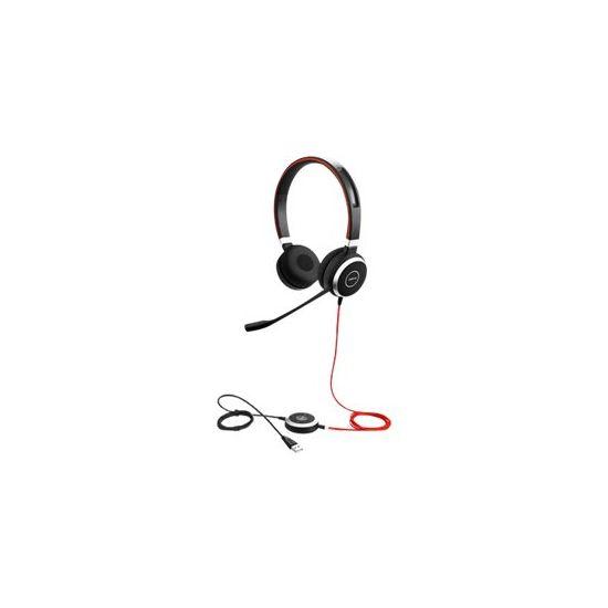 Jabra Evolve 40 UC stereo - headset