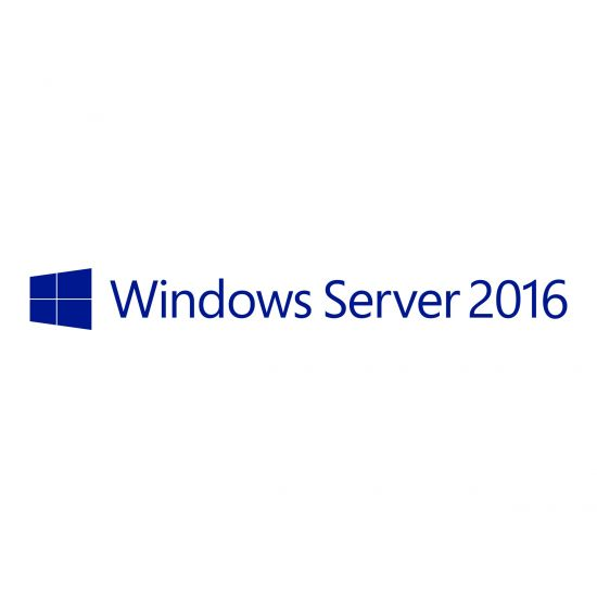 Microsoft Windows Server 2016 Standard &#45 10 Bruger CALs