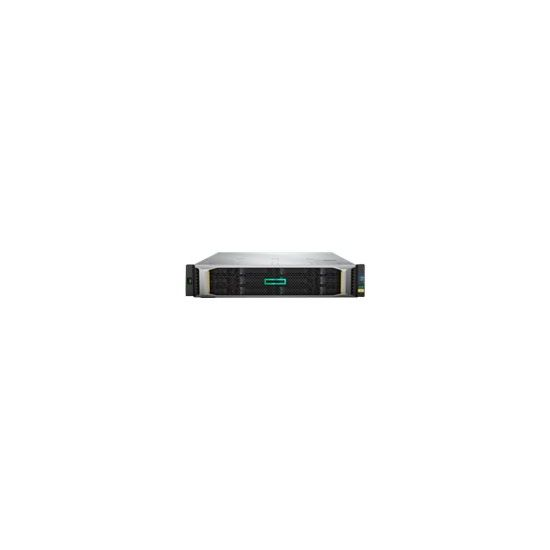 HPE Modular Smart Array 2050 SAN Dual Controller LFF Storage - harddisk-array