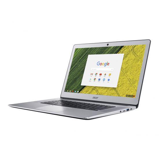 "Acer Chromebook 15 CB515-1H-C7KG - 15.6"" - Celeron N3450 - 4 GB RAM - 32 GB SSD - Nordisk"