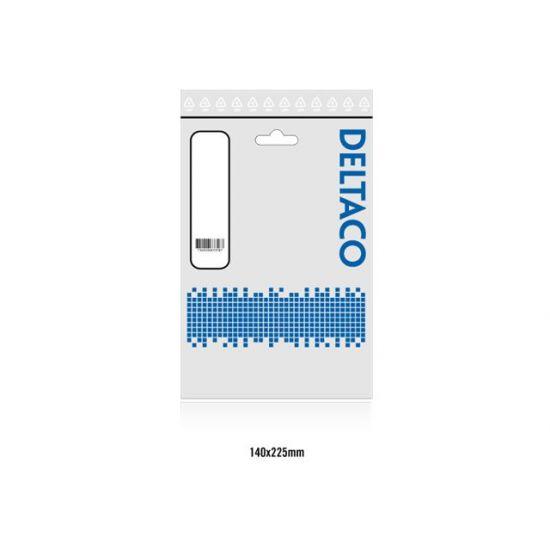 DELTACO telefonkabel - 5 m