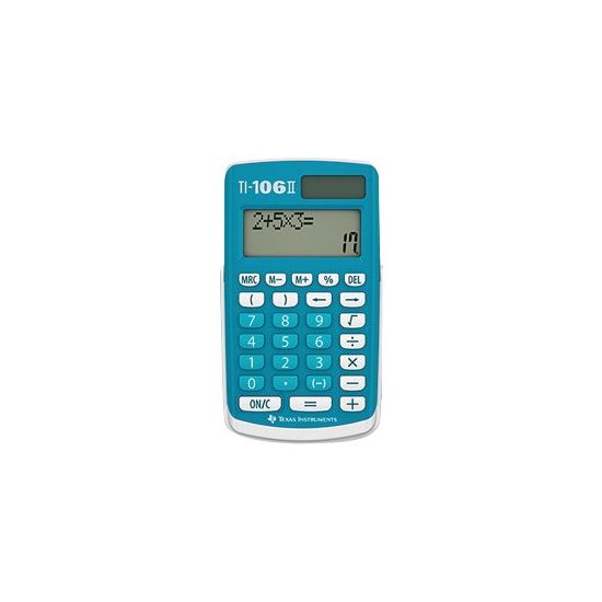 Texas Instruments TI-106 II - lommeregner