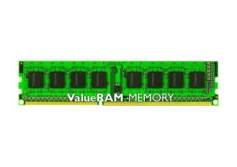 Kingston ValueRAM &#45 8GB &#45 DDR3 &#45 1600MHz &#45 DIMM 240-pin