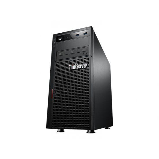 Lenovo ThinkServer TS440 - tower - Xeon E3-1245V3 3.4 GHz - 4 GB - 0 GB