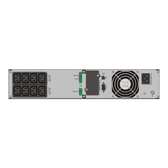 PowerWalker VFI 2000RT LCD - UPS - 1.8 kW - 2000 VA