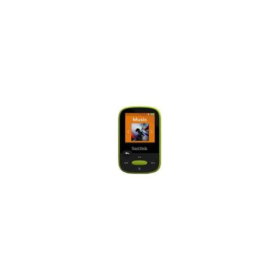 SanDisk Clip Sport - digital afspiller