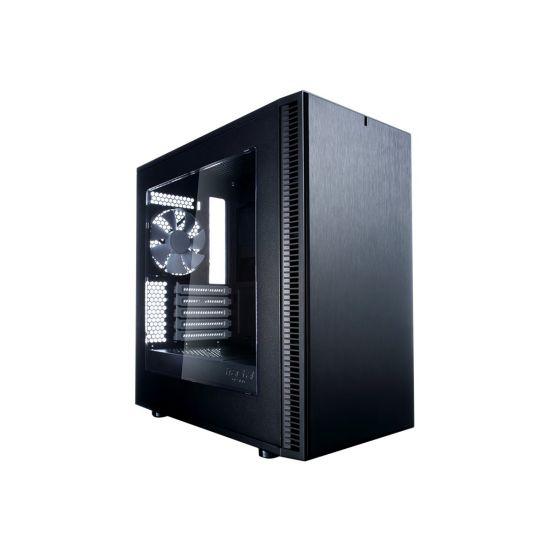 Fractal Design Define Mini C-Window - tårn - micro-ATX