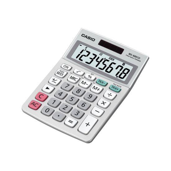 Casio MS-88ECO - skrivebords-regnemaskine