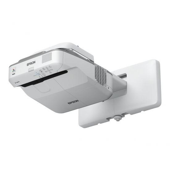 Epson EB-670 - 3LCD-projektor - LAN