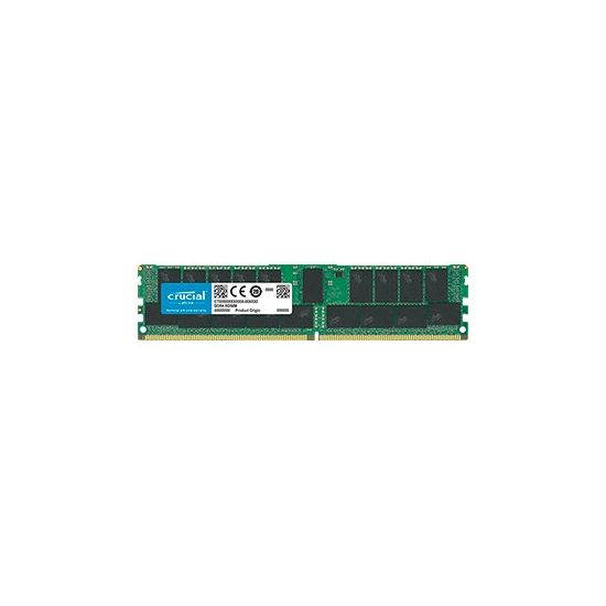 Crucial &#45 32GB &#45 DDR4 &#45 2666MHz &#45 DIMM 288-PIN - ECC - CL19