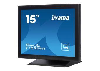 "Iiyama ProLite T1532SR-B3 &#45 LED-Skærm 15"" TN 8ms"