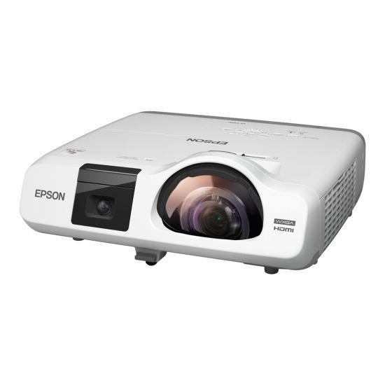 Epson EB-536WI - 3LCD-projektor - LAN