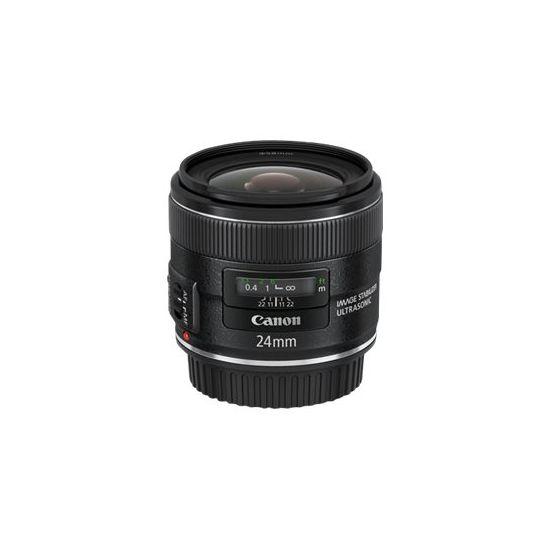 Canon EF objektiv - 24 mm