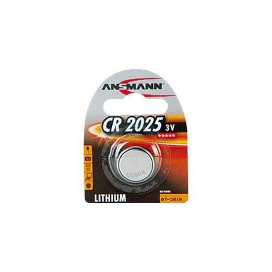 ANSMANN batteri - CR2025 - Li