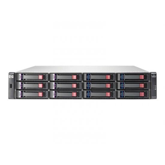 HPE StorageWorks Modular Smart Array 2212fc Dual Enhanced Controller - harddisk-array