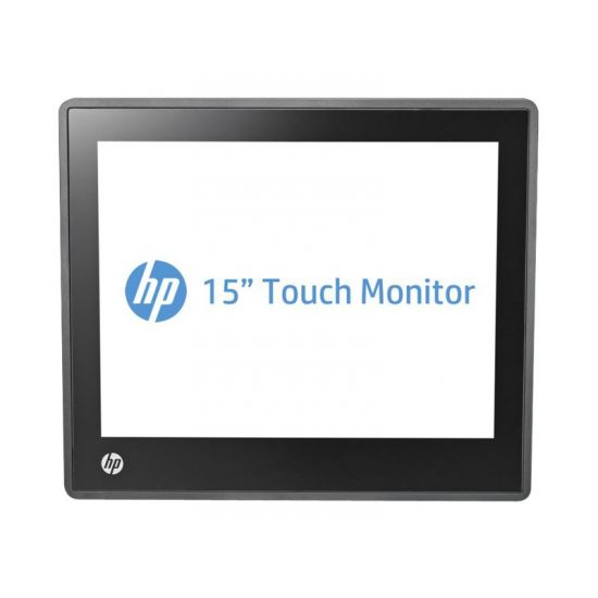 """HP L6015tm Retail Touch Monitor &#45 WLED 15"""" TN - 1024x768 ved 60Hz"""
