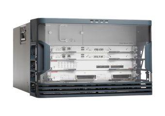 Cisco Nexus 7000 Series 4-Slot Chassis