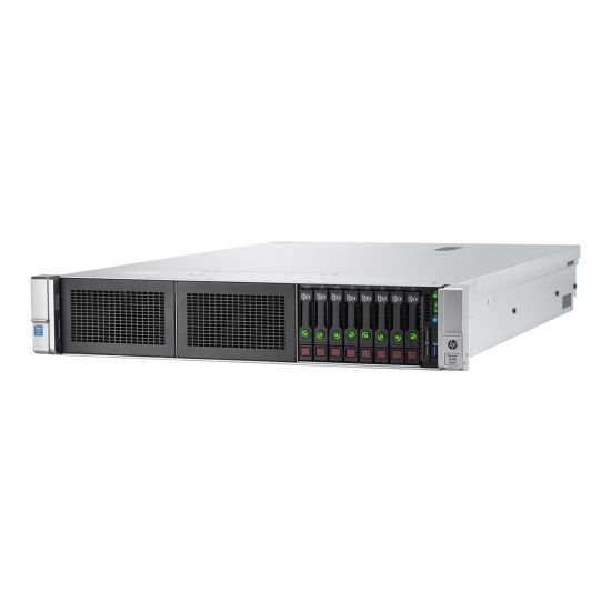 HPE ProLiant DL380 Gen9 Base - Xeon E5-2620V4 2.1 GHz - 16 GB - 0 GB