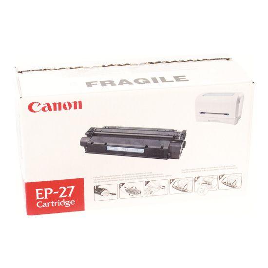 Canon EP-27 - sort - original - tonerpatron