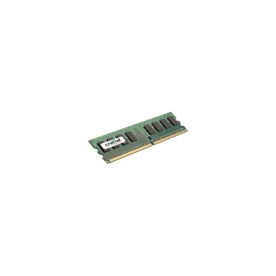 Crucial &#45 2GB &#45 DDR2 &#45 667MHz &#45 DIMM 240-pin