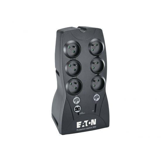 Eaton Protection Station 500 - UPS - 250 Watt - 500 VA