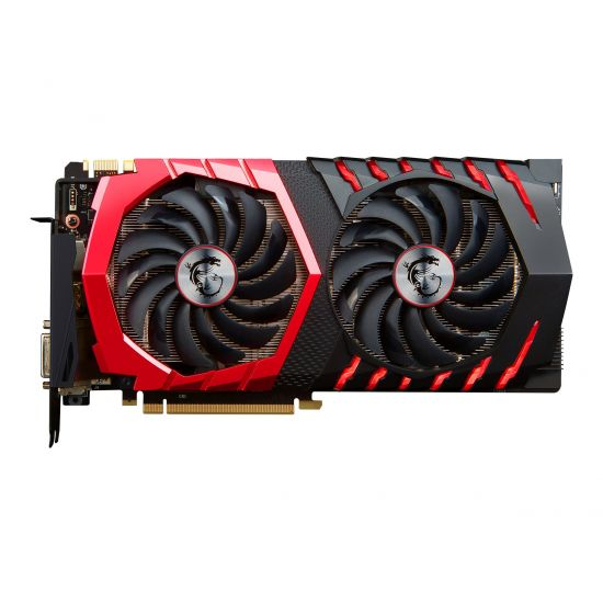 MSI GTX 1070 GAMING X 8G &#45 NVIDIA GTX1070 &#45 8GB GDDR5 - PCI Express 3.0 x16