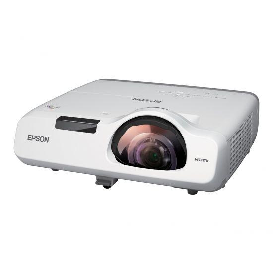 Epson EB-530 - 3LCD-projektor - LAN