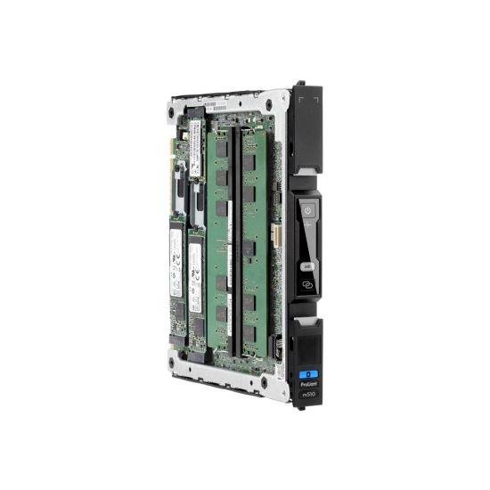 HPE ProLiant m510 - Xeon D-1548 2 GHz - 0 MB - 0 GB