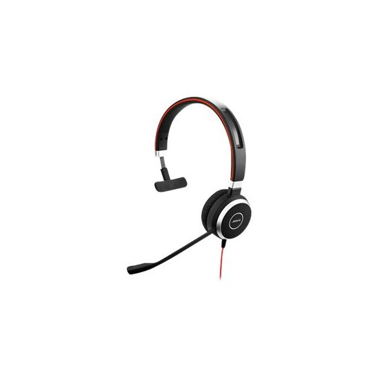Jabra Evolve 40 MS mono - headset