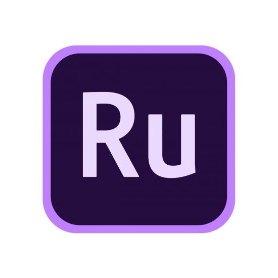 Adobe Premiere Rush for Enterprise - Enterprise Licensing Subscription Renewal (månedlig) - 1 bruger