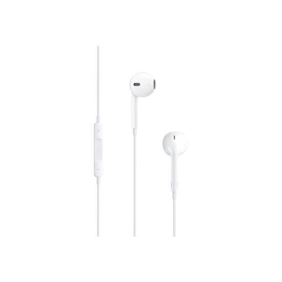 Apple EarPods - øreproptelefoner med mik.