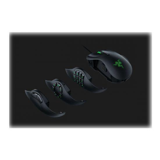 Razer Naga Trinity - mus - USB