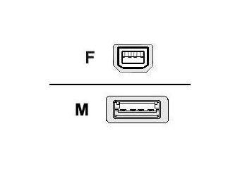 Epson USB-kabel