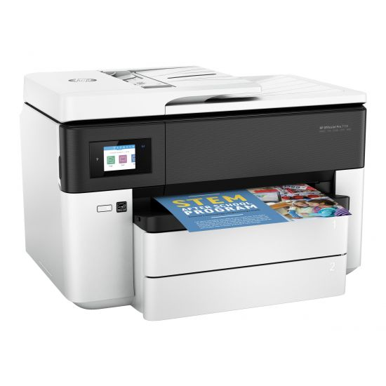 HP Officejet Pro 7730 Wide Format All-in-One - multifunktionsprinter (farve)
