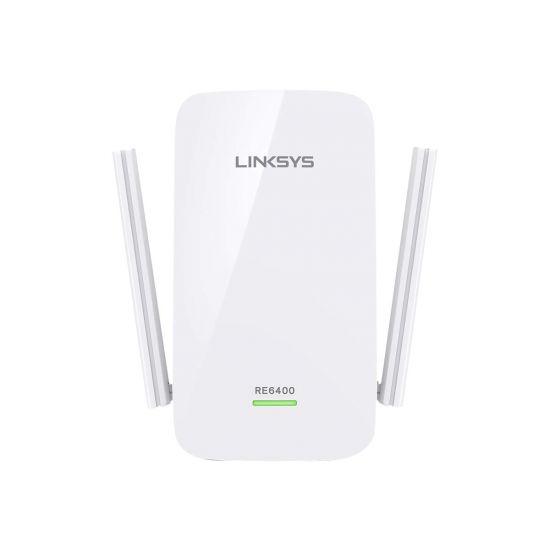 Linksys RE6400 - WiFi-rækkeviddeforlænger