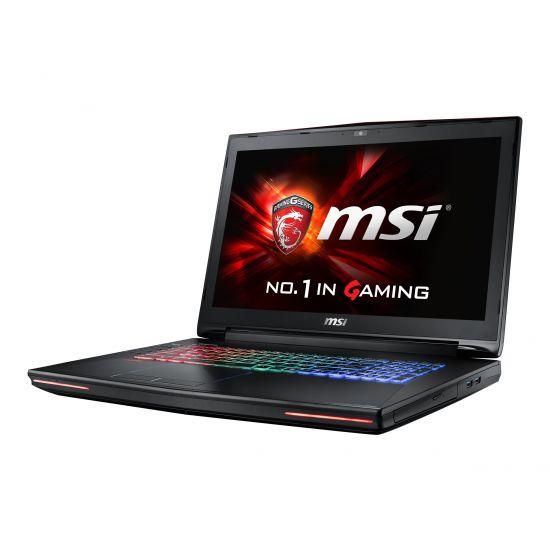 "MSI GT72S 6QE 655NE Dominator Pro G - Intel Core i7 (6. Gen) 6700HQ / 2.6 GHz - 16 GB DDR4 - 128 GB SSD - (M.2) PCIe + 1 TB HDD SATA 6Gb/s / 7200 rpm - NVIDIA GeForce GTX 980M - 17.3"""