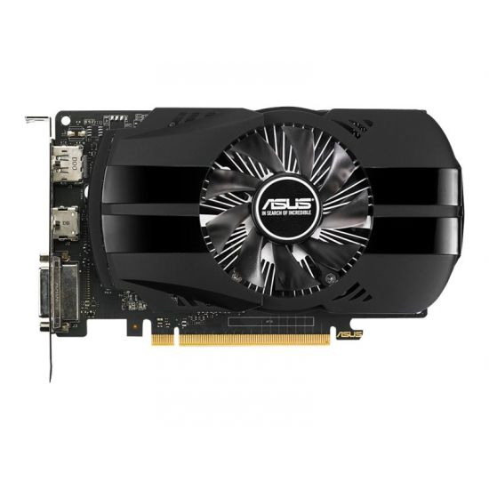 ASUS PH-GTX1050-2G &#45 NVIDIA GTX1050 &#45 2GB GDDR5 - PCI Express 3.0 x16