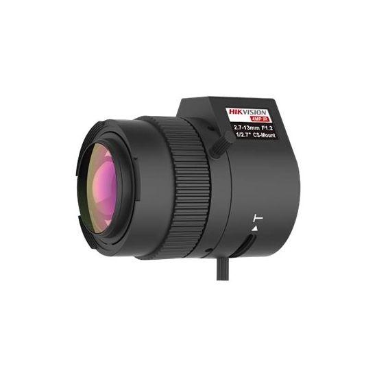 Hikvision TV2713D-4MPIR - CCTV objektiv - 2.7 mm - 13 mm