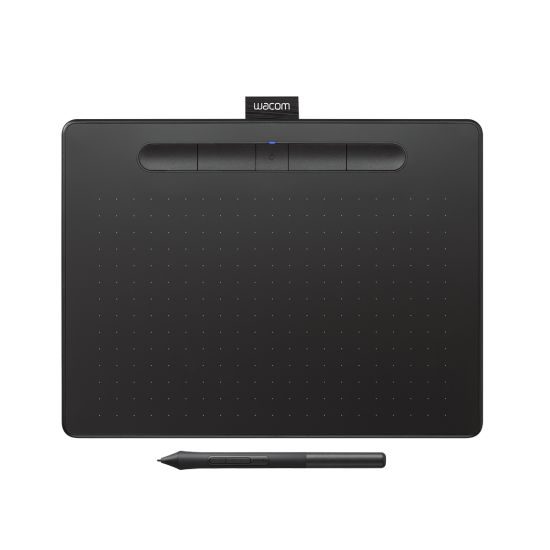 Wacom Intuos Digitizer Pen & Bluetooth Medium Black