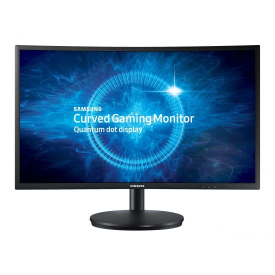 "Samsung CFG7 Series C27FG70FQU &#45 LED-Skærm 27"" AMD FreeSync VA 1ms - Full HD 1920x1080 ved 144Hz"