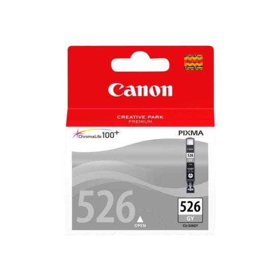Canon CLI-526GY - grå - original - blækbeholder