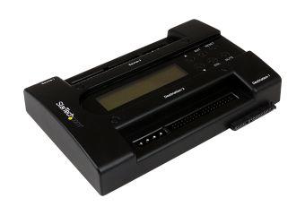 StarTech.com USB to IDE SATA Standalone Hard Drive Duplicator Dock HDD