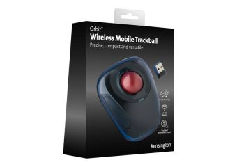 Kensington Advance Fit Wireless Mobile Trackball