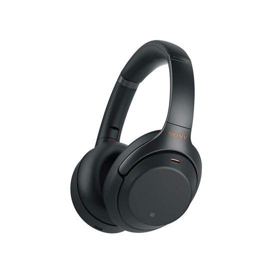 Sony WH-1000XM3 Sort - hovedtelefoner